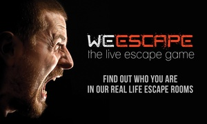 Weescape: One-Hour Escape Room Game for Up to Six at Weescape (Up to 33% Off)
