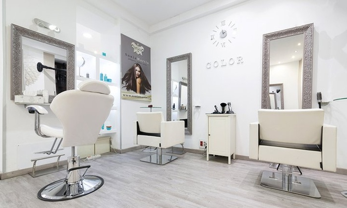 Groupon balayage madrid