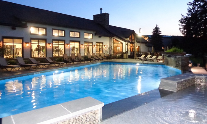 East NY Suites Near Peek' n Peak Golf and Ski Resort