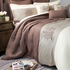 100% Cotton Comforter Set (8- or 9-Piece)