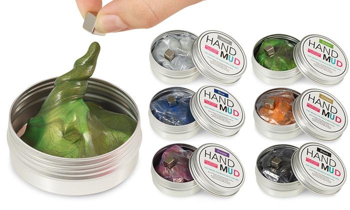Plastilina magnetica modellabile