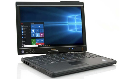 Refurbished* Dell Latitude 12.1 inch Tochscreen XT2, C2D, 3 GB RAM, 160 GB HDD, incl. verzending