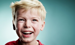 Children's Dental FunZone: Dental Exam, X-rays, and Cleaning for One or Two Kids at Children's Dental FunZone (Up to 81% Off)