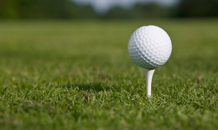 18-Hole Golf Round with Cart Rental for Two or Four at Country Oaks Golf Club (Up to 51% Off)