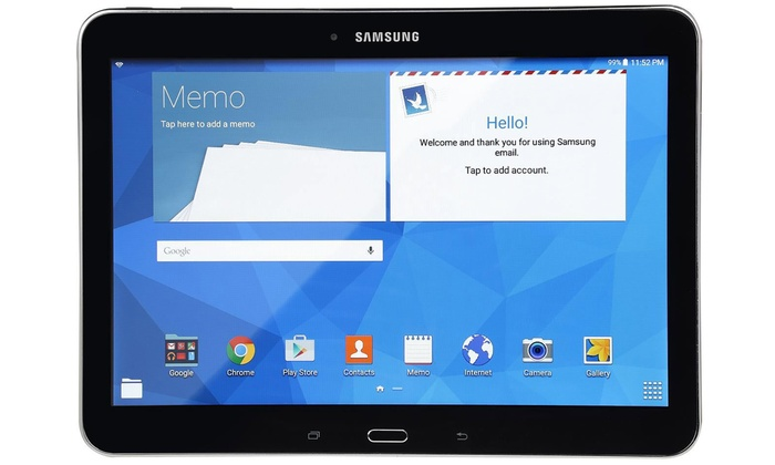 Samsung Galaxy Tab 4 Education 16GB 10.1 WiFi Tablet with Android 5.0 (Manufacturer Refurbished)