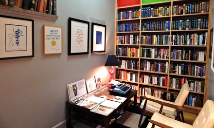 $29 for Friend-level Membership to the Kurt Vonnegut Memorial Library plus Literary Journal ($62 Value)