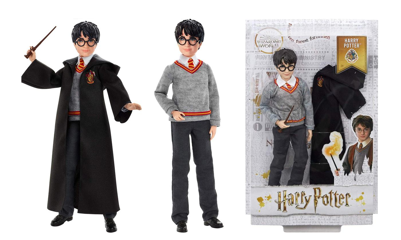 Mattel Harry Potter Large Action Figure