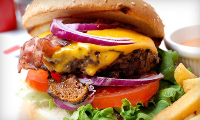 Rivalrys - North Towne: $10 for $20 Worth of American Fare at Rivalrys in Temperance