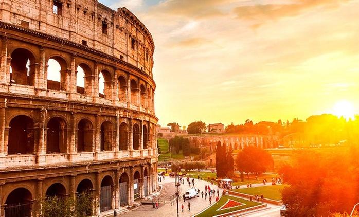 Roma, Baci Da Roma B&B: fino a 3 notti con colazione in camera matrimoniale Deluxe per 2 persone. Ponti inclusi