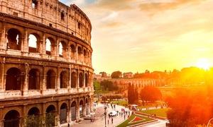 Escapade pittoresque à Rome