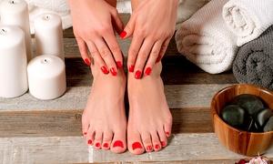 Alma Tuya: Belleza de manos y pies con opción a pedicuría en Alma Tuya