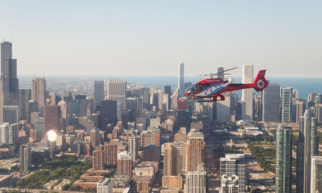 Helicopter Tours for Two at Chicago Helicopter Experience (Up to 28% Off). Three Options Available. 620fd64c-a561-43f1-b453-3960ad021dcc