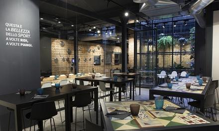Menú para 2 o 4 con entrante, principal, postre y bebida en Bo Di Napoli (hasta 72% de descuento)
