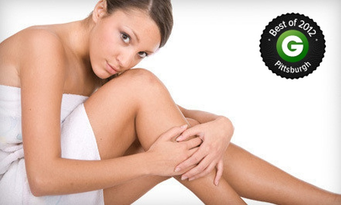 Aesthetics & Wellness - Pittsburgh Location: Six Laser Hair-Removal Treatments on a Small, Medium, or Large Area at Aesthetics & Wellness (Up to 85% Off)