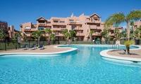 Mar Menor: hasta 14 noches en apartamento para 4 o 6 con detalle de bienvenida en The Residences Mar Menor Golf Resort