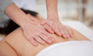 Centro Shiatsu: Desde $229 por 1 o 2 sesiones de masaje oriental shiatsu en Centro Shiatsu