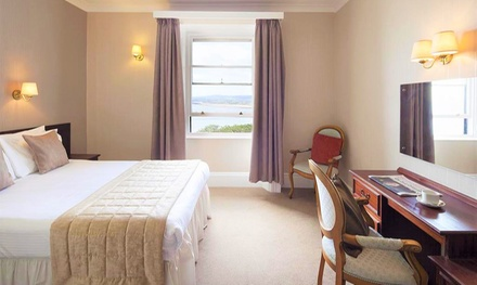 Devon: 1-, 2- or 3- Night Stay for Two with Breakfast and Dinner Credit at Royal Beacon Hotel