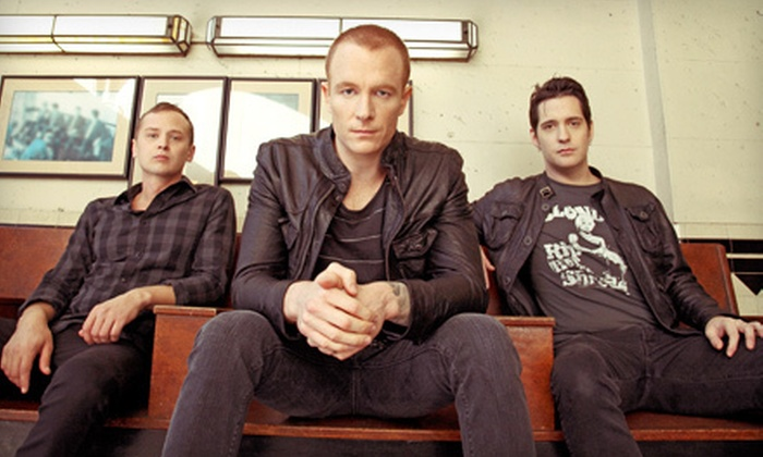 Eve 6 - Cubby Bear: $10 for One Ticket to See Eve 6 at The Cubby Bear on April 6 at 9 p.m. (Up to $21.70 Value)
