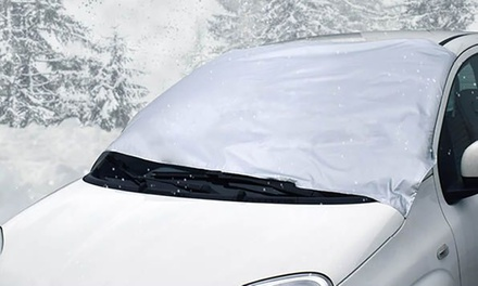1 of 2 antivries windschermen voor de voorruit van je auto