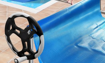 Solar Pool Cover or Roller