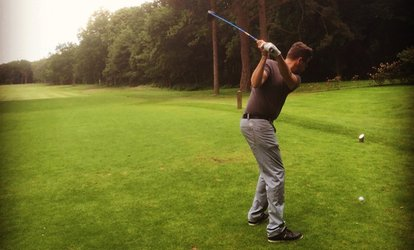 Golf Coaching Day for One or Two at Nathan Cook Golf (Up to 73% Off)
