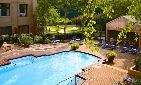 Groupon Luxury Hotel In Greater Atlanta