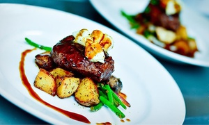 Cafe Bella: Italian Dinner Cuisine for Two or More at Cafe Bella (Up to 42% Off). Two Options Available.