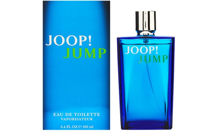 joop jump edt 100 ml groupon. Black Bedroom Furniture Sets. Home Design Ideas