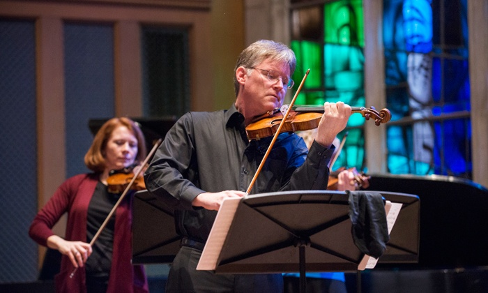 Rembrandt Chamber Players present An Evening with the Masters - Rembrandt Chamber Players: Rembrandt Chamber Players present An Evening with the Masters at Nichols Hall on March 22 (Up to 46% Off)