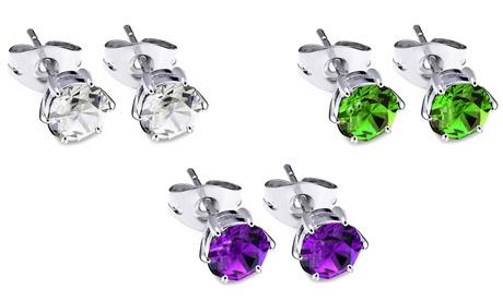 Pendientes con cristales Swarovski®
