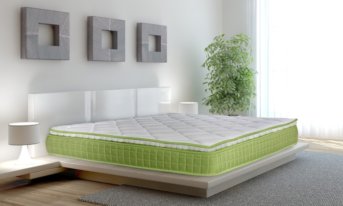 matelas m moire forme palm beach groupon shopping. Black Bedroom Furniture Sets. Home Design Ideas