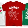 Youth Boys' Cotton Christmas in July Tees
