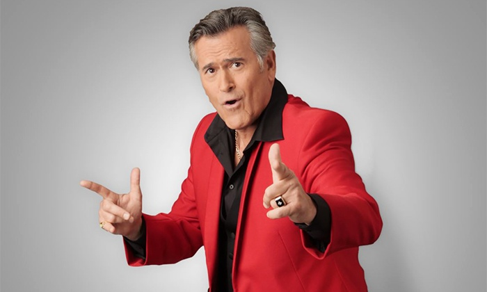 Last Fan Standing Featuring Bruce Campbell - NJPAC: Last Fan Standing featuring Bruce Campbell on Friday, December 2, at 8 p.m.