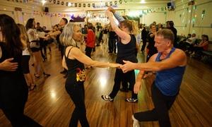 Ceroc Dance - Auckland: Five ($29) or Ten ($55) Dance Classes at Ceroc Dance, 9 Locations (Up to $150 Value)