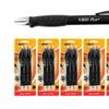 Bic Pro+ Retractable Medium Ball Point Pen, Black Ink (18-Pack)