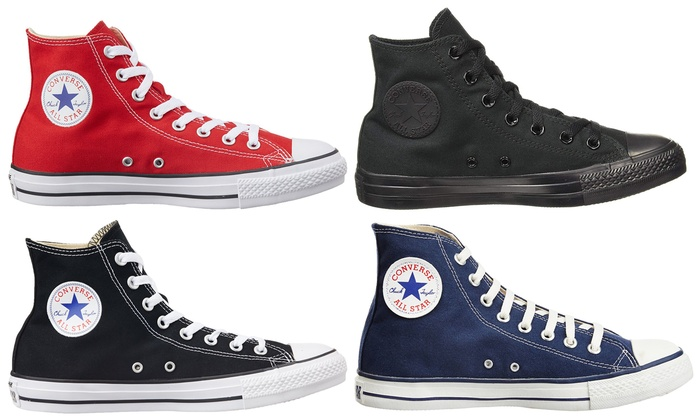 Up To 31% Off Converse Classic High Tops | Groupon