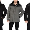 Excelled Men's Peacoat and Puffer Jackets