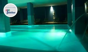 Ai Pozzi Village: Percorso Spa Relax di 2 ore per una o 2 persone al Centro Benessere & Spa Ai Pozzi Village (sconto fino a 62%)