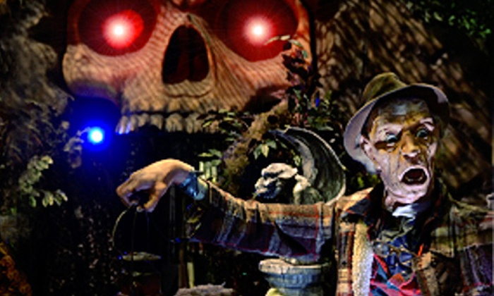Asylum Xperiment - Villa Park: $40 for a VIP Experience for Two at Asylum Xperiment Haunted House ($80 Value)