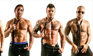 Male Revue: Bad Boys Live
