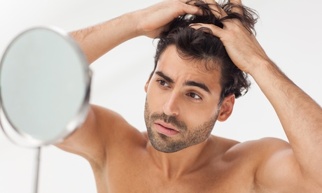 One or Two Men's Haircuts at Holiday Hair Salon (Up to 51% Off) 986e0861-f672-4f4f-976b-bdb1523a9a47