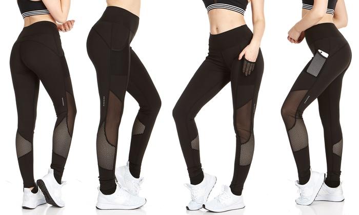 eaa3b024881d Up To 74% Off on RAG Women's Pocket Leggings | Groupon Goods