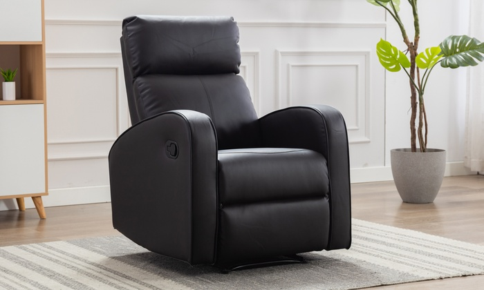 Living Room Fabric/Leather Recliner Armchair Sofa Selection