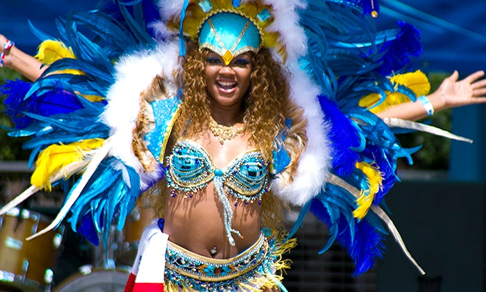 Caribbean Month Festival - Jones Plaza, Downtown Houston: Tickets for Two or Four to the Caribbean American Heritage Festival (Up to 50% Off)