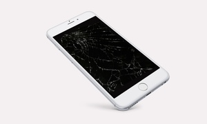 Easy Tech: Glass Screen Repair for iPhone, iPad, and Samsung Galaxy at Easy Tech (Up to 26% Off). Four Options Available.