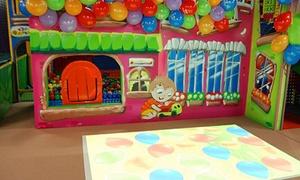 Sala Zabaw Świat Dory: Od 17,99 zł: wejście do sali zabaw Świat Dory w Katowicach (do -43%)