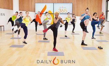 60-Day, Free Premium Online Fitness Membership from Daily Burn