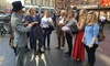 The West End Musical Theatre Walking Tour - The West End Musical Theatre Walking Tour: The West End Musical Theatre Walking Tour For Up to Four (Up to 64% Off)