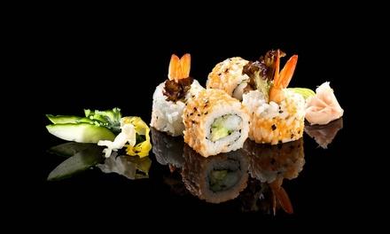 Sushi giapponese illimitato zona Gavinana