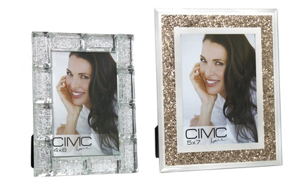Sparkly Photo Frames in Choice of Design and Colour from £9.98